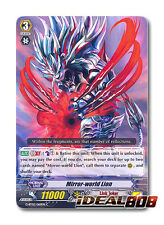 Cardfight Vanguard  x 4 Mirror-World Lion - G-BT05/069EN - C Mint
