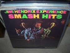 JIMI HENDRIX smash hits ( rock ) - two tone - POSTER -