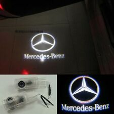 LED door step courtesy laser projector lights For Mercedes ML350 W164 2006-2011