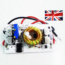 250W Adjustable DC Step Up Boost Converter Power Supply LED Driver CC CV 10A MAX
