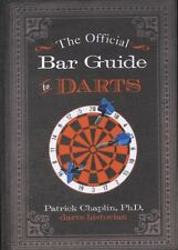 NEW BOOK Official Bar Guide to Darts - by Patrick Chaplin