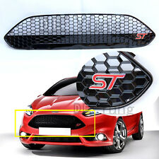 JDM ST Style Honeycomb Mesh Front Grille Grill For Ford 2014 2015 2016 Fiesta SE