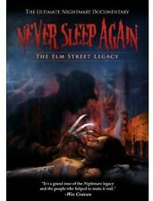 Never Sleep Again: The Elm Street Legacy (2014, DVD NEW) WS
