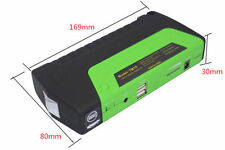 US STOCk 68800mA Car Jump Starter Emergency Charger Booster Power Bank SOS