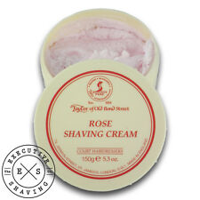 Taylor of Old Bond Street Rosa crema da barba 150 g (tc150g-Rose)