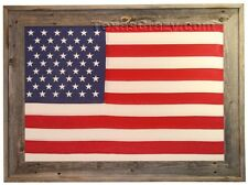 Buy Large 3 x 5 American Flag Framed
