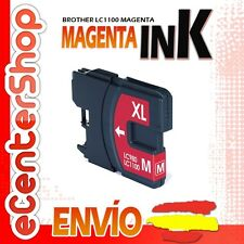 Cartucho Tinta Magenta / Rojo LC1100 NON-OEM Brother MFC-990CW / MFC990CW