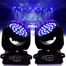 2x 360W Moving head Light Event BüHnen Fest Stage DJ Show Led DMX Licht Effekt