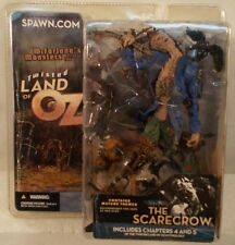 """McFarlane Monsters Series 2 """"Twisted Land Of OZ"""" Wizard Of Oz The Scarecrow MISP"""