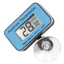 Vendita FLASH Digitale LCD Pesce Acquario Marino terrario Termometro -50 ° to70 ° C