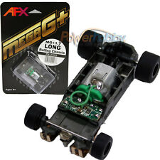 AFX Mega G+ 1.7 Rolling Chassis Long MegaG+ Racemasters AFX21023