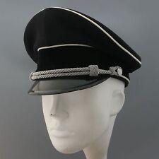 Replica WW2  German Elite Officer's  M32  Visor Hat