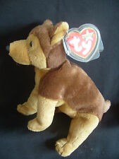 NWT TY BEANIE BABY COURAGE - THE POLICE DOG 9 /11