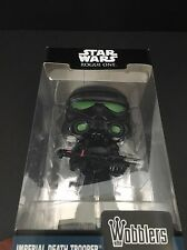 Funko Star Wars Rogue One Wobblers Imperial Death Trooper Bobble Head Figure NEW