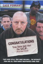 WEST HAM CONGRATULATIONS YOU HAVE JUST MET THE ICF PAPERBACK CASS PENNANT WHU