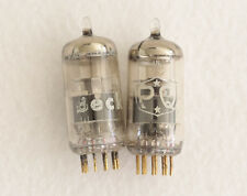 Amperex Holland 6922 / E88CC PQ Premium Quality 1960s Tubes - Amplitrex Tested