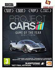 Project CARS GAME OF THE YEAR EDITION PC STEAM KEY CODICE SPEDIZIONE LAMPO Global