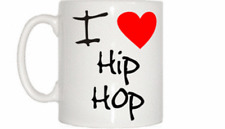 I Love Heart Hip Hop Mug