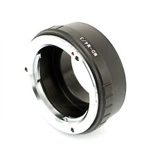 ZJ MD-M4/3 Adapter Ring Minolta MD/MC Lens to Micro 4/3 Body GX1 G5 GF5 EM5 EPL5