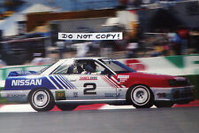 9x6 Photograph, Jim Richards / Mark Skaife  Nissan Skyline GT-R , Bathurst  1991