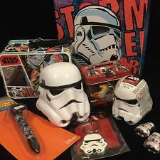 Star Wars Gifts Imperial Stormtrooper Fathers Day Gifts Hamper Toys Job Lot Sale