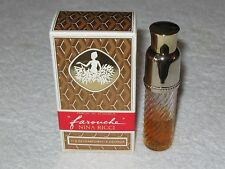 Vintage Nina Ricci Farouche Spray Perfume Bottle/Box - Parfum - 13 ML, 1/3+ Full