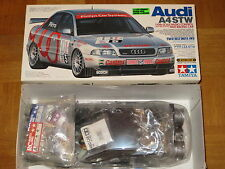 Tamiya AUDI A4 STW  Nr. 58182   NEU + Kugellagersatz  NIB with ball bearing set