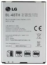 NEW OEM LG BL-48TH E940 E977 F-240K F-240S Optimus G Pro E980 Original Battery