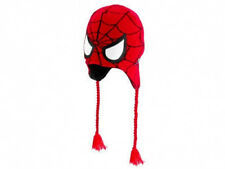 Amazing Spider-Man Spiderman Toki Knit Beanie Marvel Comics Superhero Hat Cap NE