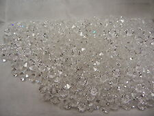 full package,576 new preciosa squished spacer crystal beads,6x4mm crystal