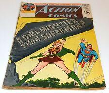 """DC/ Action Comics Superman """"The Secrets Of Superman's Fortress"""" Dec. 1970 No 395"""