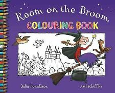Room on the Broom Colouring Book by Julia Donaldson (Paperback, 2010)