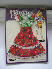 PALITOY PIPPA/DAWN DOLL ORIGINAL HTF RARE NRFP OUTFIT IN  MINT CONDIT