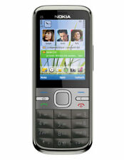 Nokia C5-00-(Unlocked)-3G 5MP Smartphone Cell Phone