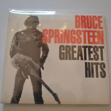BRUCE SPRINGSTEEN - GREATEST HITS - 1995 US CD DIGIPACK PROMO SAMPLE