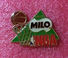 Pins Épicerie CHOCOLAT POUDRE MILO NESTLE Basket Ball NBA