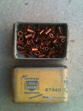 DKW AUTO-UNION BRAKE SHOES RIVETS SET 100 UNITS MADE IN GERMANY N.O.S
