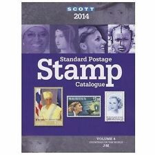 Scott Standard Postage Stamp Catalogue 2014: Countries of the World J--ExLibrary