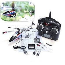 WLtoys V911-pro 2.4G 4CH Gyro Single Blade Remote Control RC Mini Helicopter RTF
