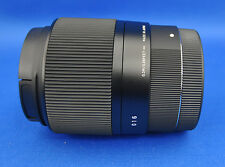 SIGMA 30mm F1.4 DC DN Contemporary Lens For Sony Japan Domestic Version New