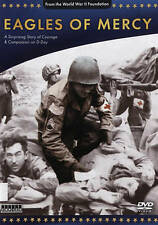 NEW Eagles of Mercy (DVD, 2015) Courage And Compassion On D-Day WWII
