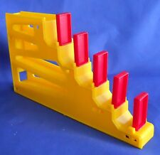 Domino Rally Expansion Replacement Extra Pieces Parts Yellow Zigzag Stair Case