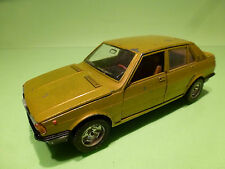 MEBETOYS 6722 ALFA ROMEO GIULIETTA - YELLOW 1:25 - NICE CONDITION