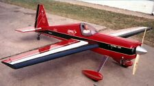 Extra 230 / 87inch wing 30% Giant Scale RC AIrplane Printed Plans & Templates