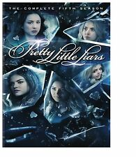 Pretty Little Liars The Complete Fifth Season 5 (DVD, 2015, 5-Disc Set)