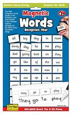National Literacy Strategy Magnetic Words and Board Reception Key Stage 1