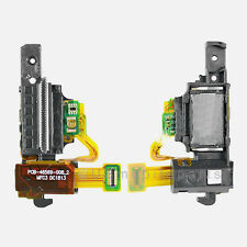 Blackberry Z10 Ear Speaker Earpiece + Headphone Audio Jack Connector Flex Cable