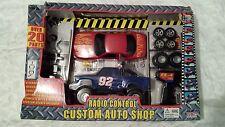 Car & Truck Radio Control Custom Auto Shop Toy