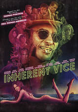 Inherent Vice (DVD, 2015, Includes Digital Copy UltraViolet) ***Brand NEW!!***