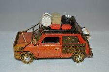 Polistil #582 Mini Cooper Rallye Safari Model 1:24 mint
